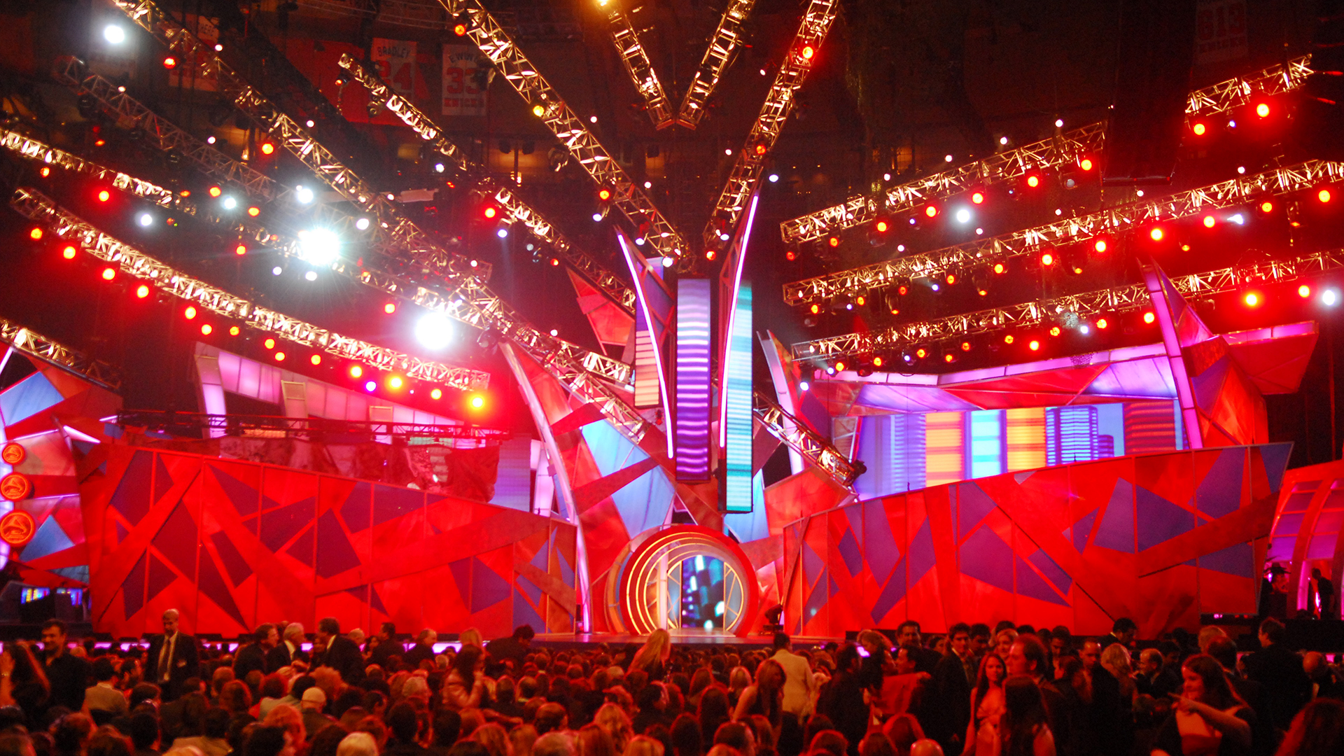 Latin Grammy Awards Stage