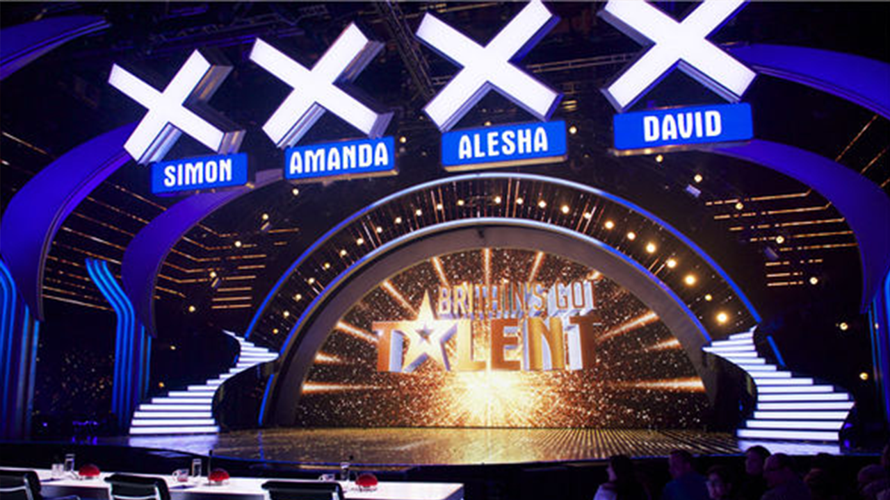 Britain's Got Talent Stage