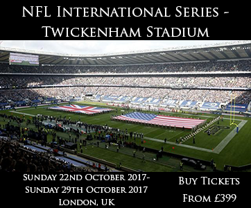 NFL International Series - Twickenham Stadium