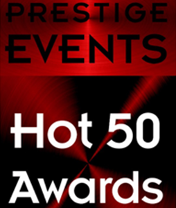 Prestige Events Hot 50 Awards