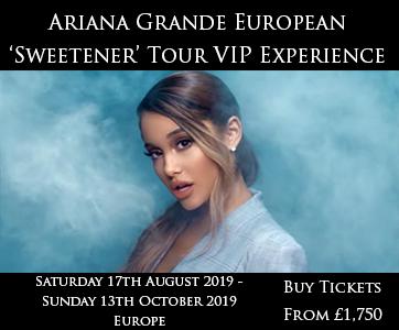 Ariana Grande European