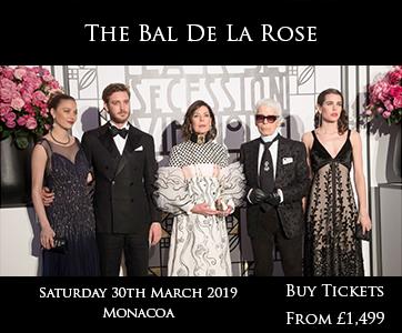The Bal de la Rose
