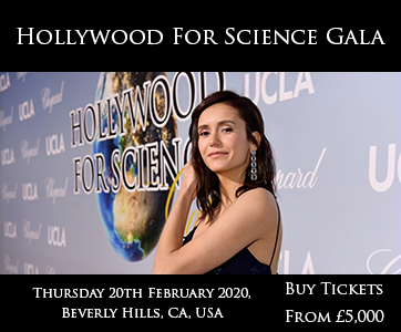 Hollywood for Science Gala