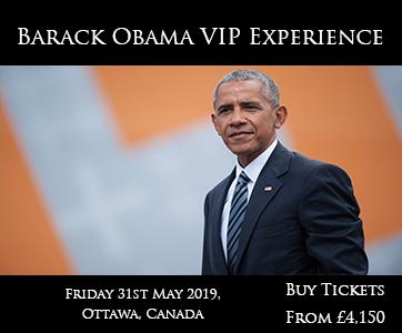 Barack Obama VIP Experience