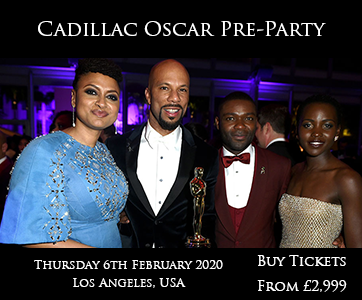 Cadillac Oscar Pre-Party