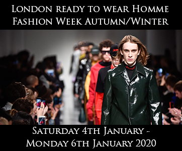 London Men's Fashion Week Autumn/Winter