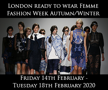 London Women Autumn/Winter Fashion Week