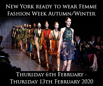 New York Women Autumn/Winter Fashion Week