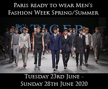 Paris Men's Fashion Week Spring/Summer
