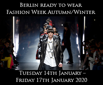 Berlin Fashion Week Autumn/Winter