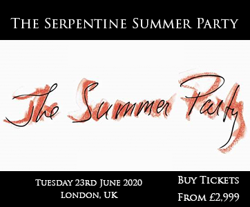 The Serpentine Summer Party