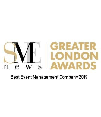 Winner of Best Event Management Company 2019
