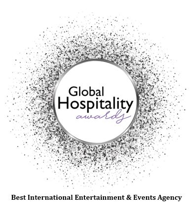 Winner of Best International Entertainment & Events Agency 2019