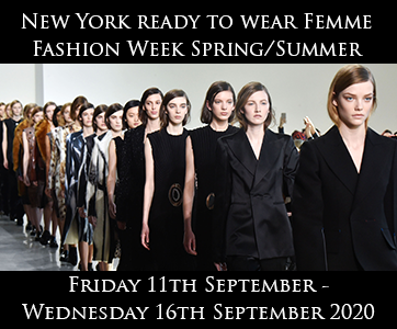 New York Women's Fashion Week S/S