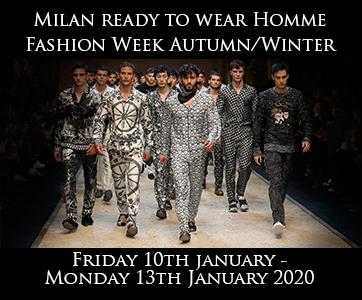 Milan Men's Fashion Week Autumn/Winter
