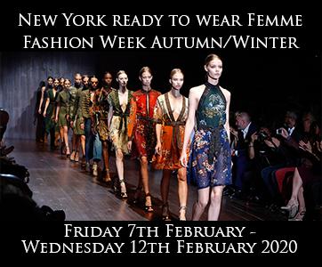 New York Women Autumn/Winter Fashion Week