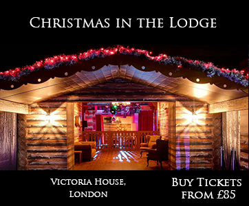 Christmas in the Lodge