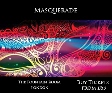 Masquerade Shared Christmas Party