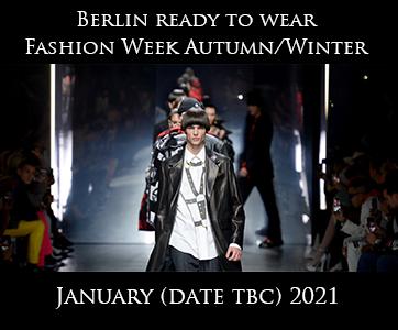 Berlin Fashion Week Autumn/Winter