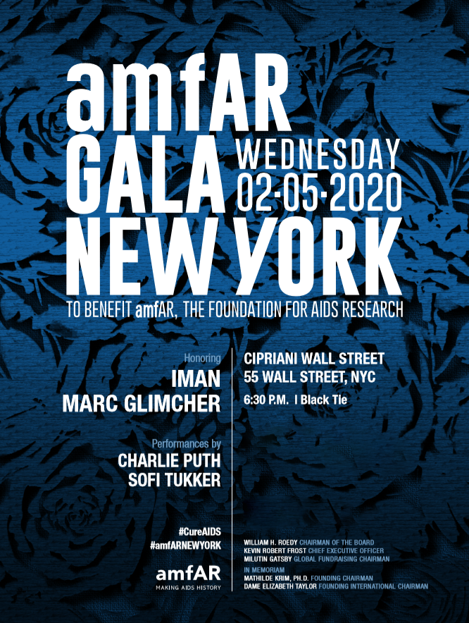 amfAR New York
