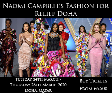 Fashion For Relief Doha
