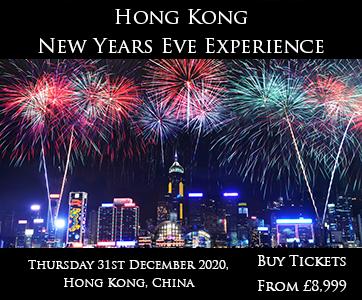 Hong Kong NYE