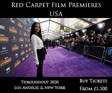 Red Carpet Film Premiere USA