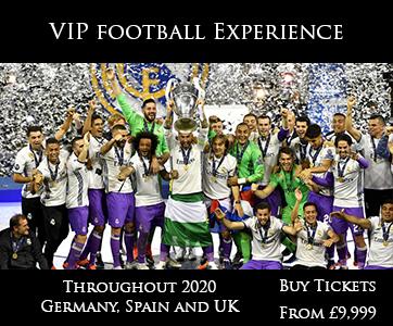 VIP Football Experience