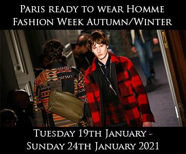 Paris Men's Autumn/Winter Fashion Week