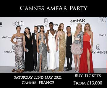 Cannes amfar