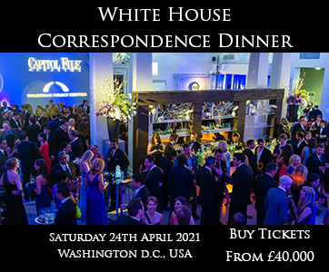 The White House Correspondents Dinner