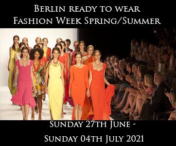 Berlin Fashion Week Spring/Summer